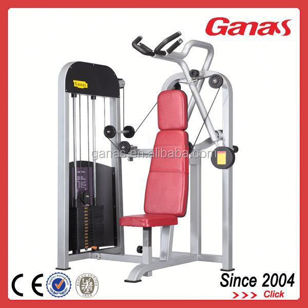 Professional lat pulldown machine strength equipment canada for sale
