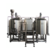 larger beer brewing equipment cider wheat beer producing machine