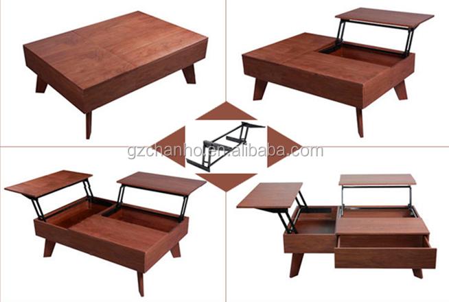 Coffee Table Lift Hingehardware Folding Table Partspop Up Table