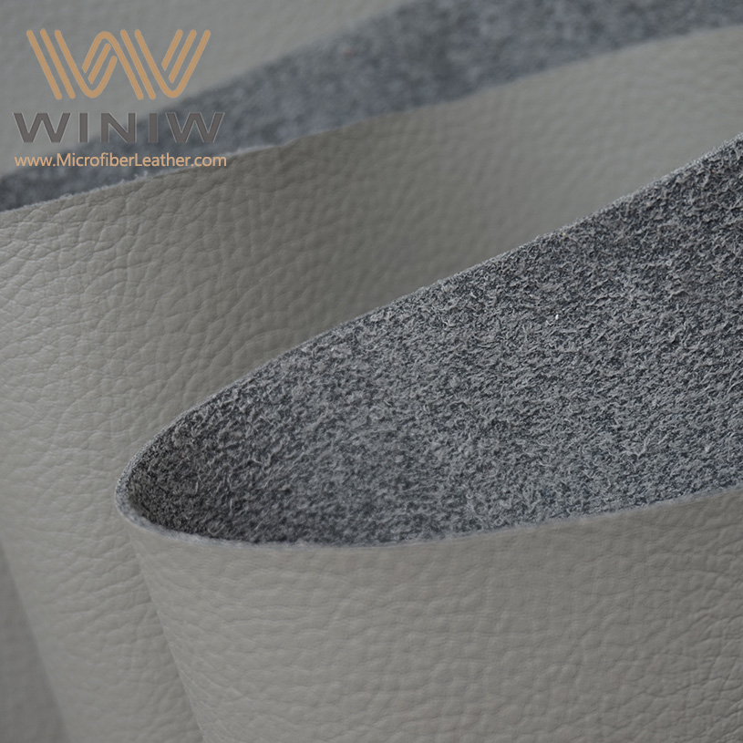 Faux Synthetic Leather Microfiber Fabric Upholstery For Car Seats