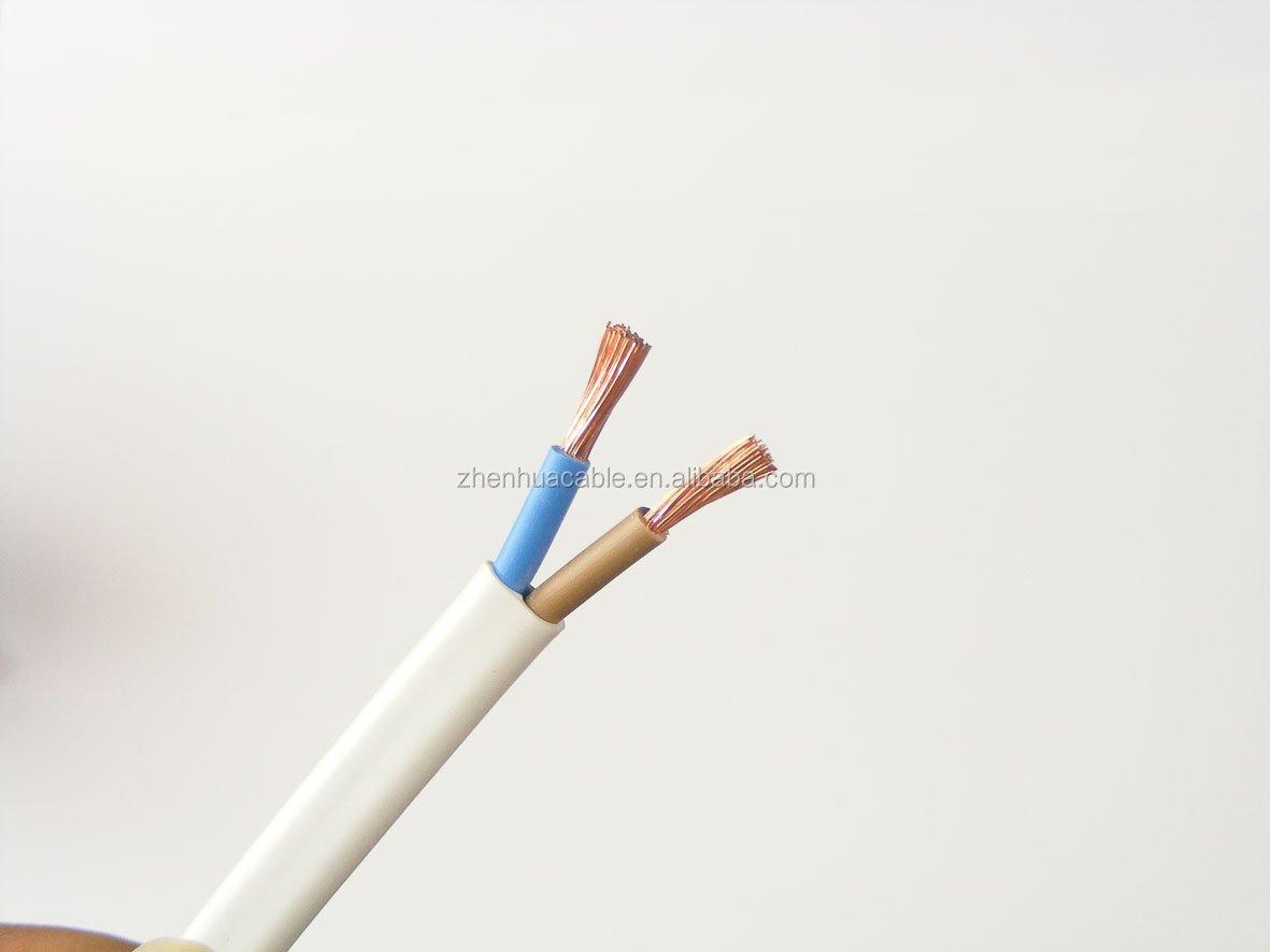 niederspannung 3 adriges flexible flache pvc kabel stromkabel produkt id 60057197363 german. Black Bedroom Furniture Sets. Home Design Ideas