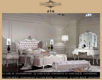 Barok Slaapkamer Meubels : Paleis meubels franse barok meubilair super kingsize slaapkamer