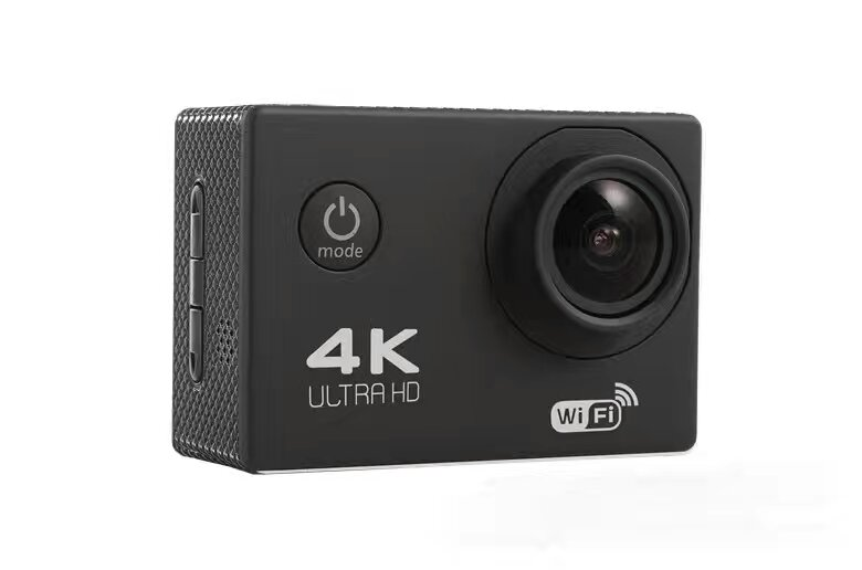 Factory best price waterproof video camera rohs 4K go pro mini action camera