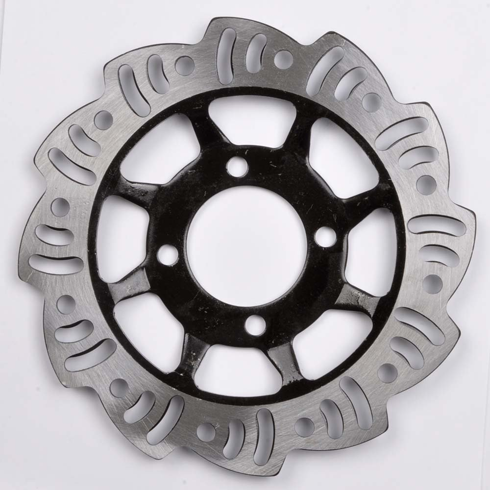 Wotefusi Brand New Front Brake Disc Rotor For 50cc-125cc Honda Style Dirt Pit Trail Bike