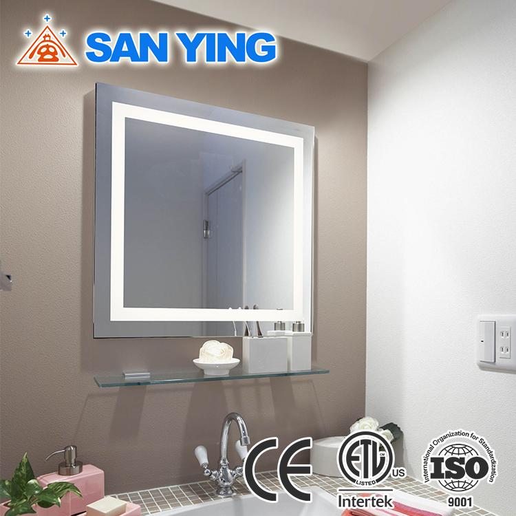 decorativos espejos de bao iluminado con luz led