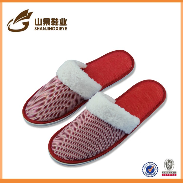 long plush warm indoor new models slippers for women