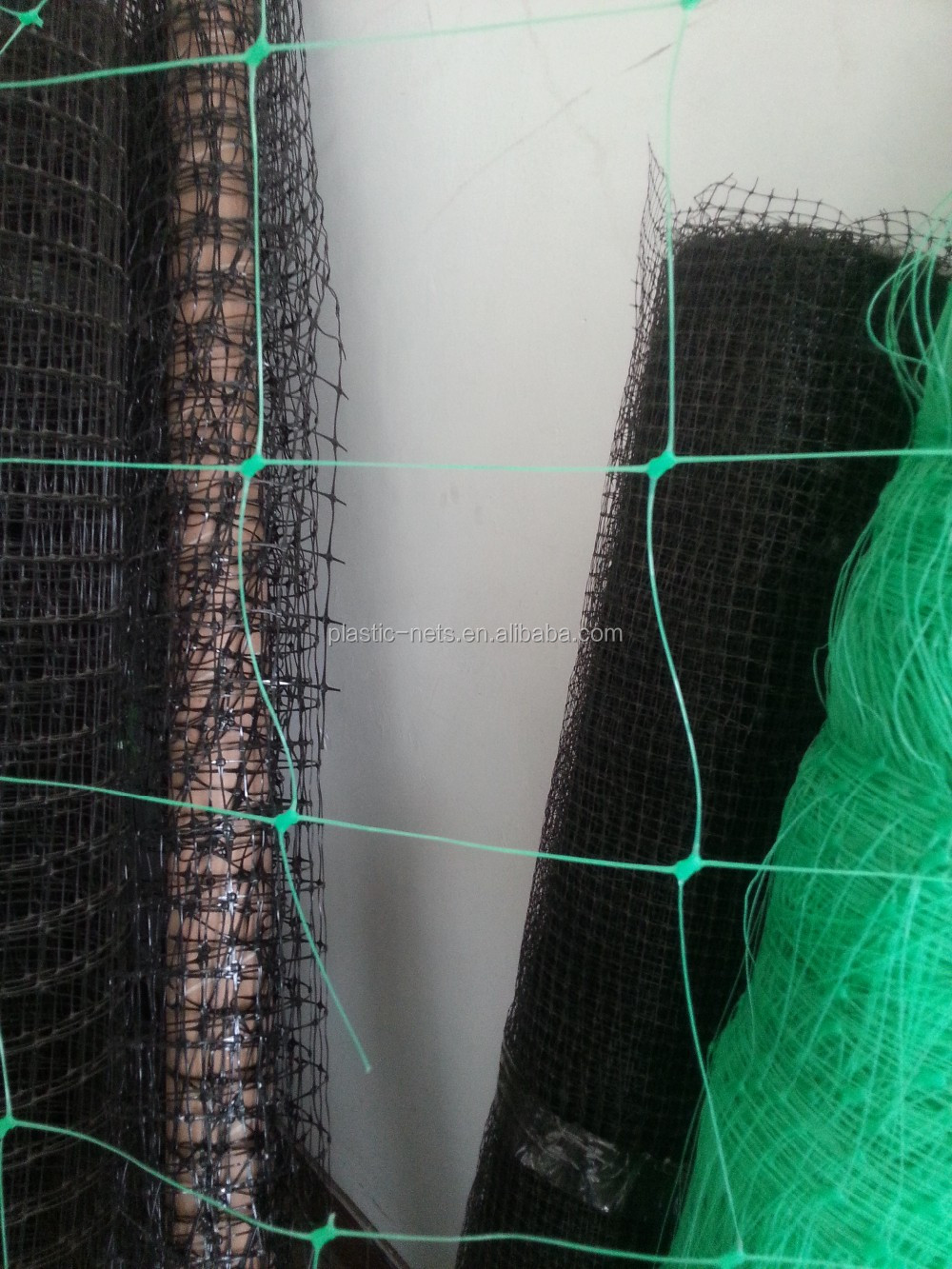 15x17cm Pp Netting Trellis Mesh Fence For Greenhouse