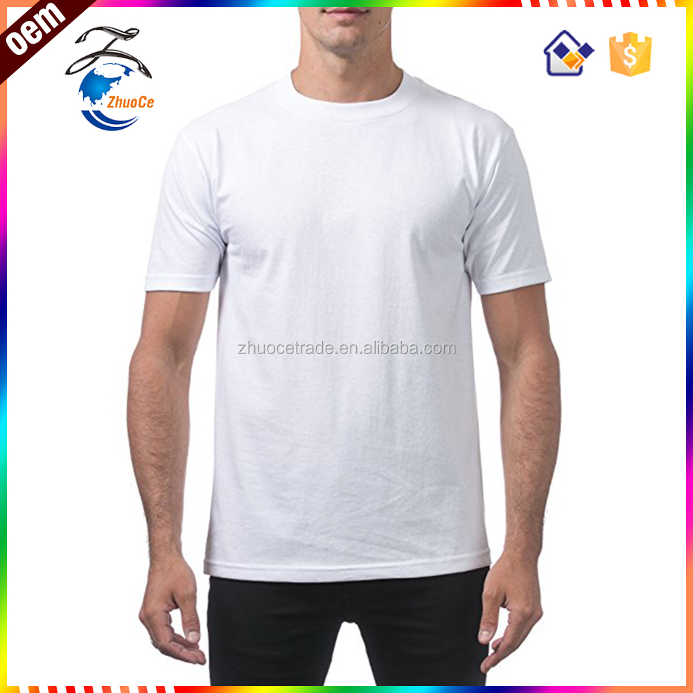 China guangzhou factory cheapest plain white election t shirt
