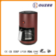 2017 Electric full aluminum alloy 6 cups coffee machine