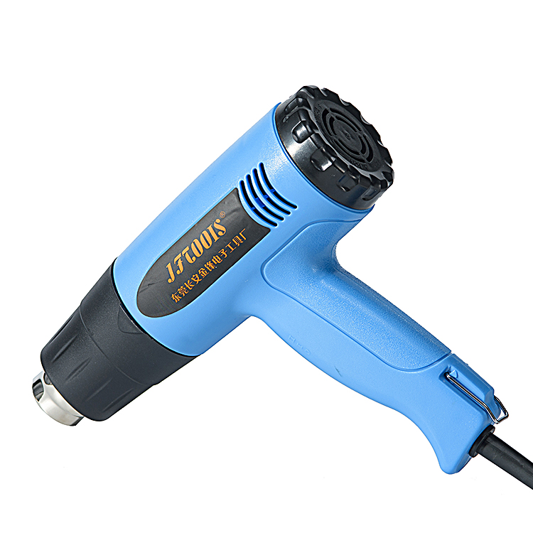 Wholesale 2000W Electronic Hot Air Gun Adjustable Industrial Temperature Durable Heater Blower Gun