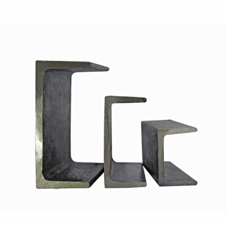 Metal building steel c channel type standard