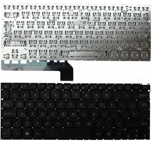 OEM Laptop Keyboard layout UK FOR Asus UX360CA Black