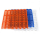 swine sheep farm farrowing crate nursery pen grate hog slat mat goat slatted flooring system plastic pig floor for sale