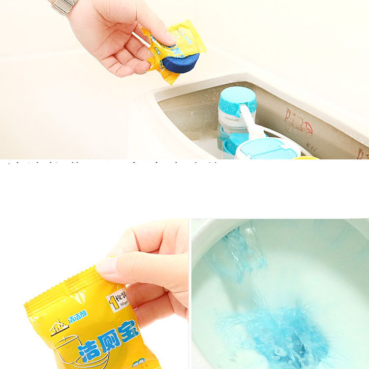 N187 Acid Thickener For Toilet Cleaners Blue Toilet Bowl
