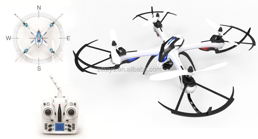 2015 Yi Zhan Tarantula X6 300M long distance control 2.4G 4CH IOC RC Quadcopter drone With 2MP/5MP Camera