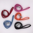 china wholesale nylon dog leash,colorful dog collar and leash