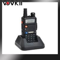 Multifunctional vhf radio 8 watts baofeng UV-5R