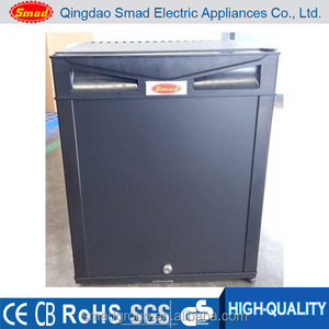 AC/DC absorption portable mini refrigerator for limo or touring car