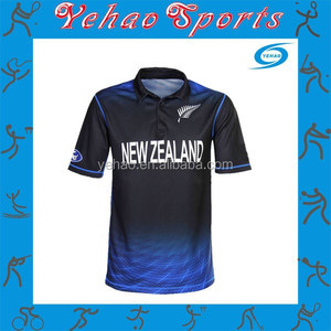 Official Newzealand Cricket World cup 2015 jersey