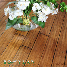 Eco forest hand scraped bamboo flooring wood flooring