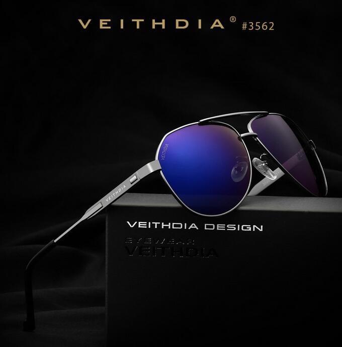 5f0e1494d7 VEITHDIA Brand Best Men s Sunglasses Polarized Mirror Lens Driving Fishing  Eyewear Accessories Driving Sun Glasses For Men 3562