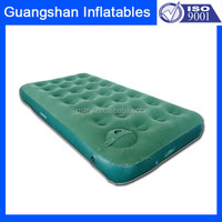 PVC inflatable latest double bed designs