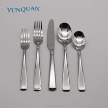 High Quality Stainless Steel Flatware/Tableware for hotel/restaurant