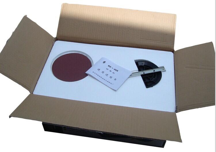 Houtbewerking Schuren Disc Verticale Polijsten & Slijpen Machine Elektrische Riem Disc Sander BD46 Hout Gebaseerde Panelen Machine