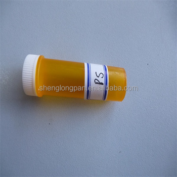 Small ps plastic round pill bottle buy small ps plastic for Small pill bottles