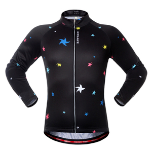 New High quality Stars fashion cycling jersey