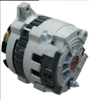 Professional Auto Spare Parts For GMC 12v mini delco auto alternator