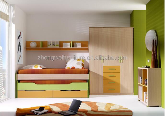 Melamina mdf jordans muebles juegos de dormitorio para for Juego de dormitorio para ninos