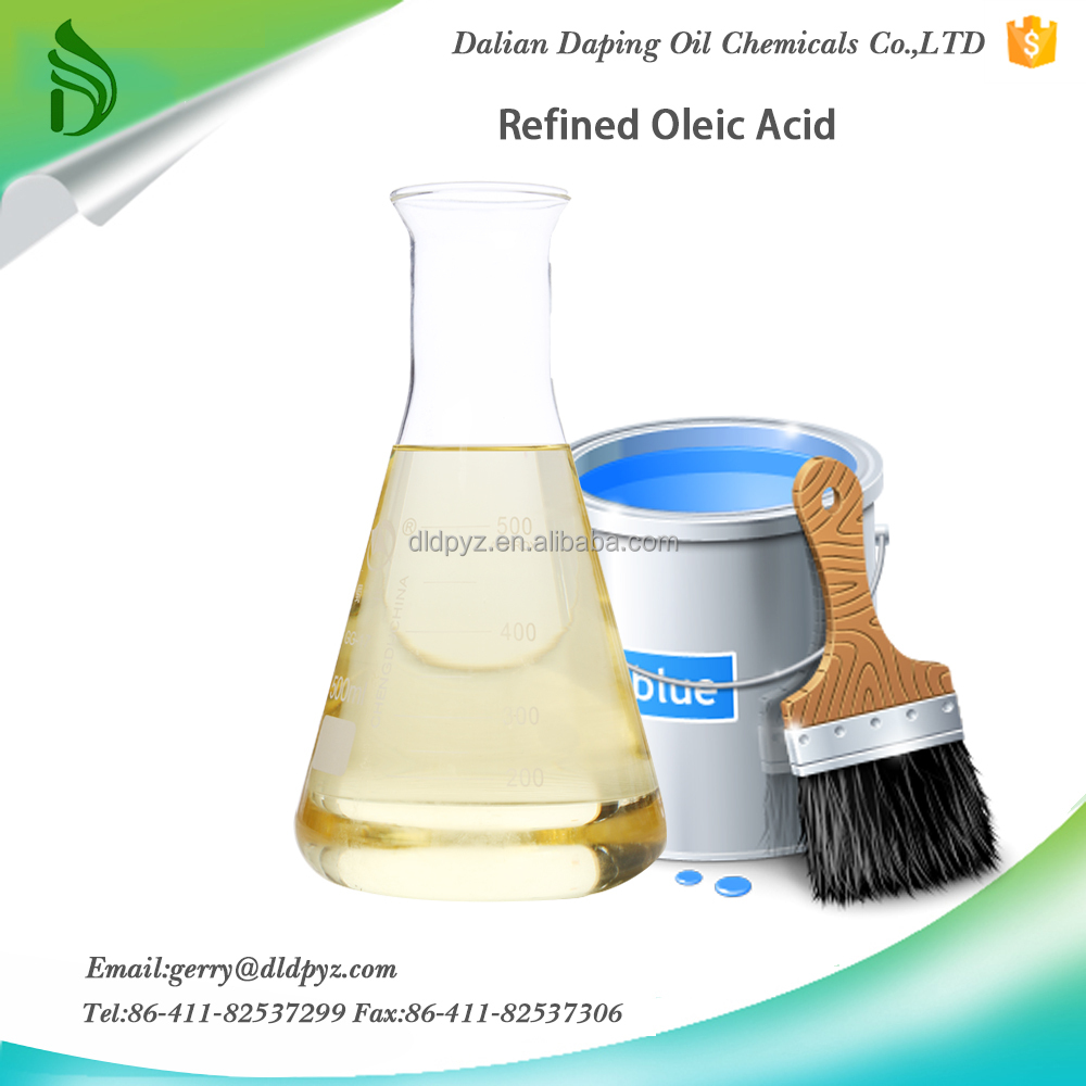 Fatty Acid of Refined Oleic Acid