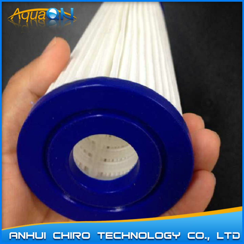 paper pleated swim pool filter cartridge (factory)
