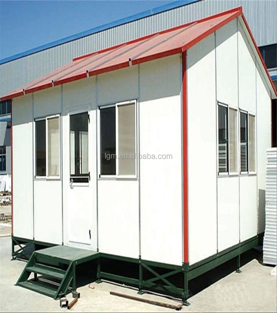 modular prefabricated easy assembly prefab house