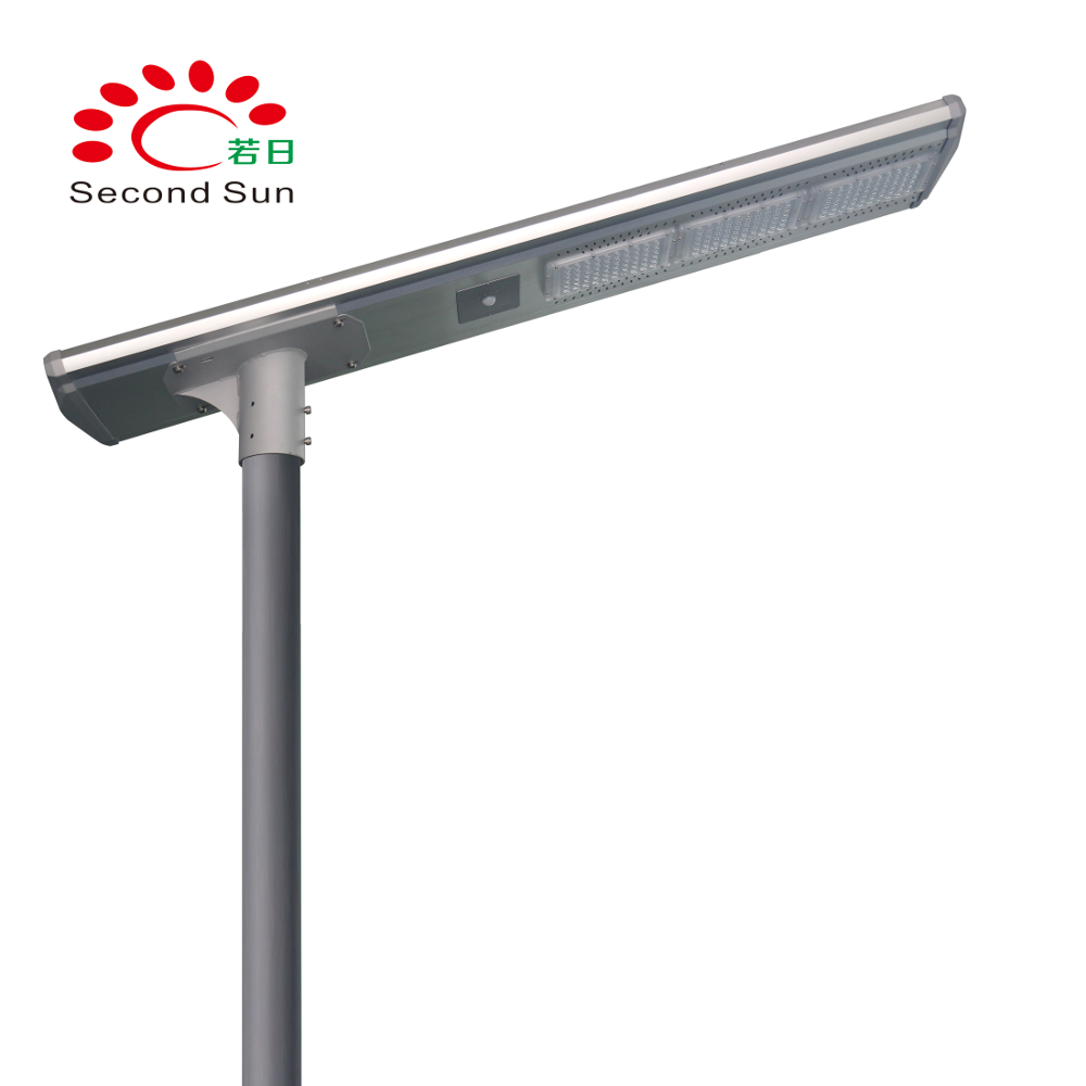 Century sunshine 12v 24v 30w 60w 80w 100w IP65 led manufacture integrated solar street light price list