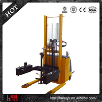Weighing Electric Scale Oil Drum Lifter Truck
