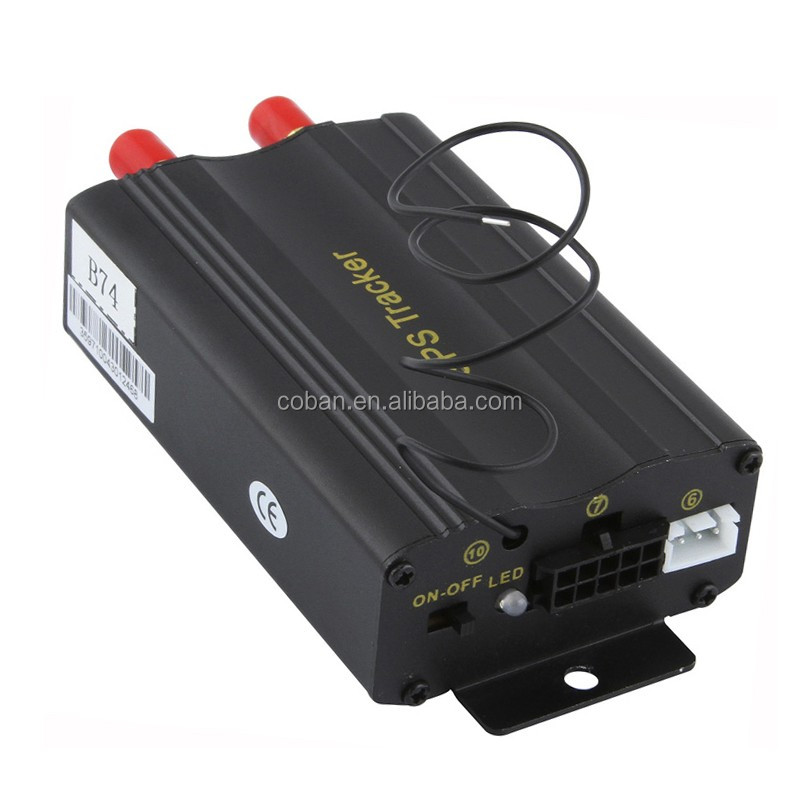gps tracker TK103A Original with engine stop function,China manufacturer gps car tracker gps tracking system