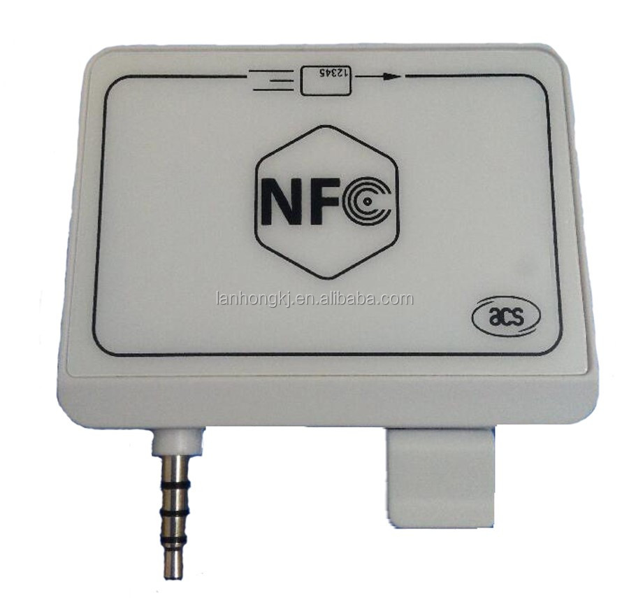 Acr35 Android Smart Phone Nfc Reader With 3 5mm Audio Jack - Buy Audio Jack  Nfc Reader,Android Nfc Reader Audio,Smartphone Nfc Reader With Audio Jack