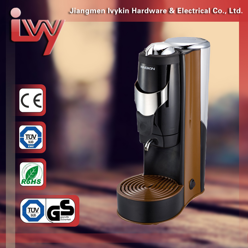 Good quality battery operated coffee maker hand espresso machine coffee machine espresso maker suitable for ladys