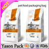 Yason popsicle package bag cosmetic samples blister pack customized satchels
