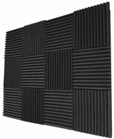 BONNO Acoustic Panels Soundproofing Studio Foam Wedges Acoustic Wall Panel