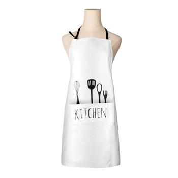 BBQ Apron Cooking Kitchen printing picture kitchen cooking Adjustable apron