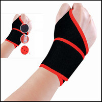 Compression Adjustable Wrist Support Guard Brace Gym Strap Sports Band Fitness Wrap