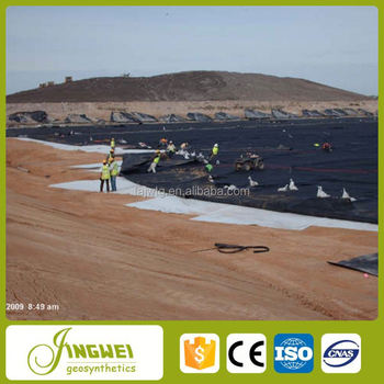 Lldpe Geomembrane Price For Landfill