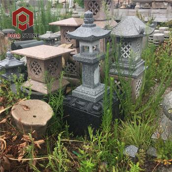 Sale Rokkaku Yukimi Japanese Garden Stone Lantern