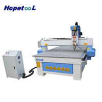 Vacuum table CNC router computer controlled wood carving machine