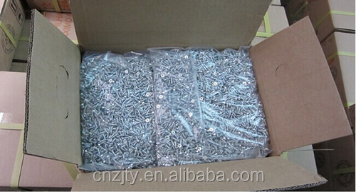 factory competitive fine thread wafer head screws modified truss head screw