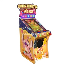 2019 Nieuwste Muntautomaat <span class=keywords><strong>Kinderen</strong></span> Candy Monster Pinball Arcade Video Game Machine <span class=keywords><strong>voor</strong></span> <span class=keywords><strong>Kinderen</strong></span>