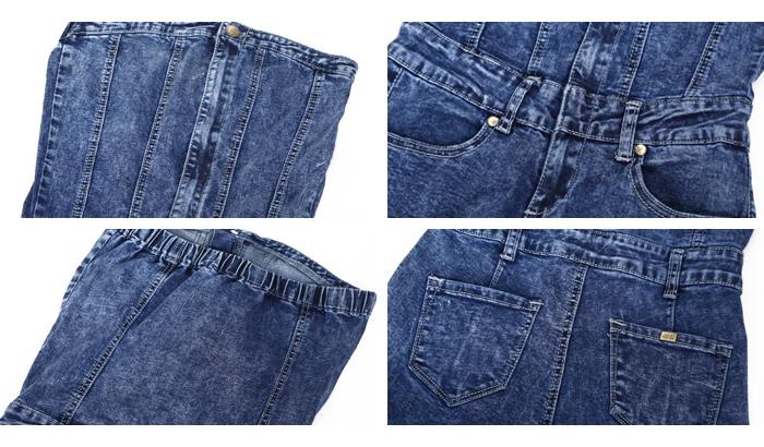 7fc053c399 Newest hot sale women skinny denim jean sexy overalls trouser jumpsuit